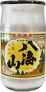 八海山 普通酒 180ml カップ 清酒 日本酒 八海醸造