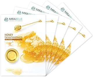 Mirabelle Honey Fariness Sheet Mask EX 5 in 1