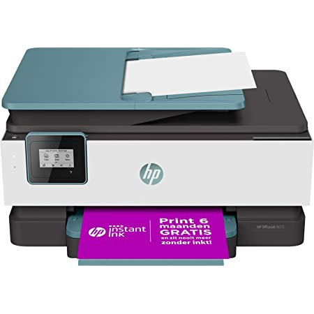 Hp 4kj69b Bhc Oj 8015 3in1 Tintenstrahldrucker A4 Computer Zubehör