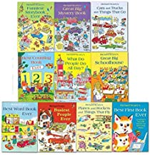 Richard Scarrys Best Collection Ever! 10 books collection. What do people do all day?... and other stories.