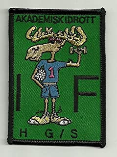 academic letter patch