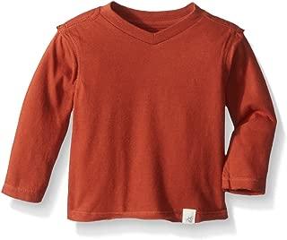 organic cotton long sleeve top