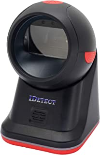 IDetect.net ID Scanner Machine | Data Reader & Collector | Age Verification, Driver License Smart Checker Scan | Data-sync Software | Ideal for Tablets, Laptop, PC & POS Systems