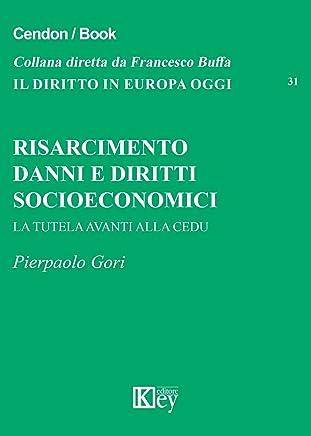 Risarcimento danni e diritti socioeconomici: La tutela avanti alla CEDU (Il diritto in Europa oggi Vol. 31)