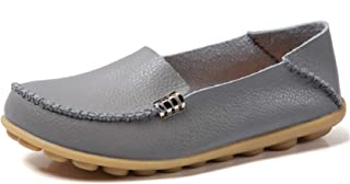 VenusCelia Women's Natural Comfort Walking Flat Loafer