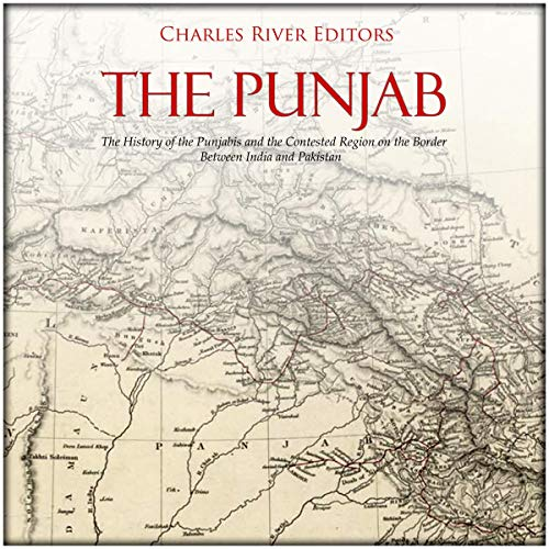 The Punjab audiobook cover art