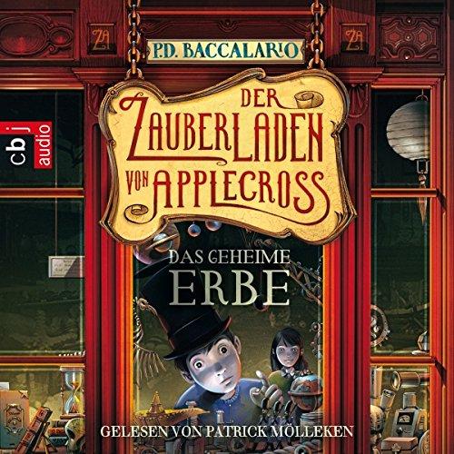 Das geheime Erbe (Der Zauberladen von Applecross 1) audiobook cover art