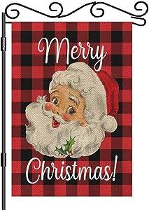 AOYEGO Merry Christmas Garden Yard Flag 12.5