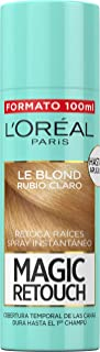 L'Oréal Paris Magic Retouch Spray Retoca Raíces Rubio