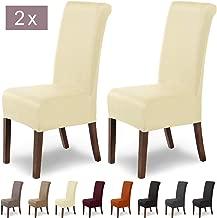 Stuhlhussen Hussen für Stühle Lehne bis 96 cm Modell Paris Hochzeit