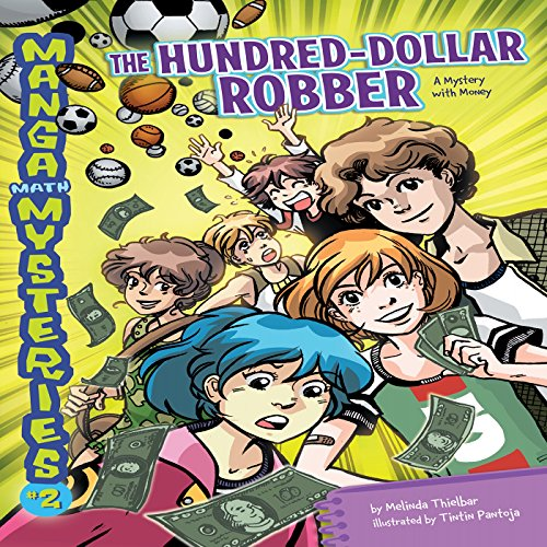 #2 The Hundred-Dollar Robber copertina