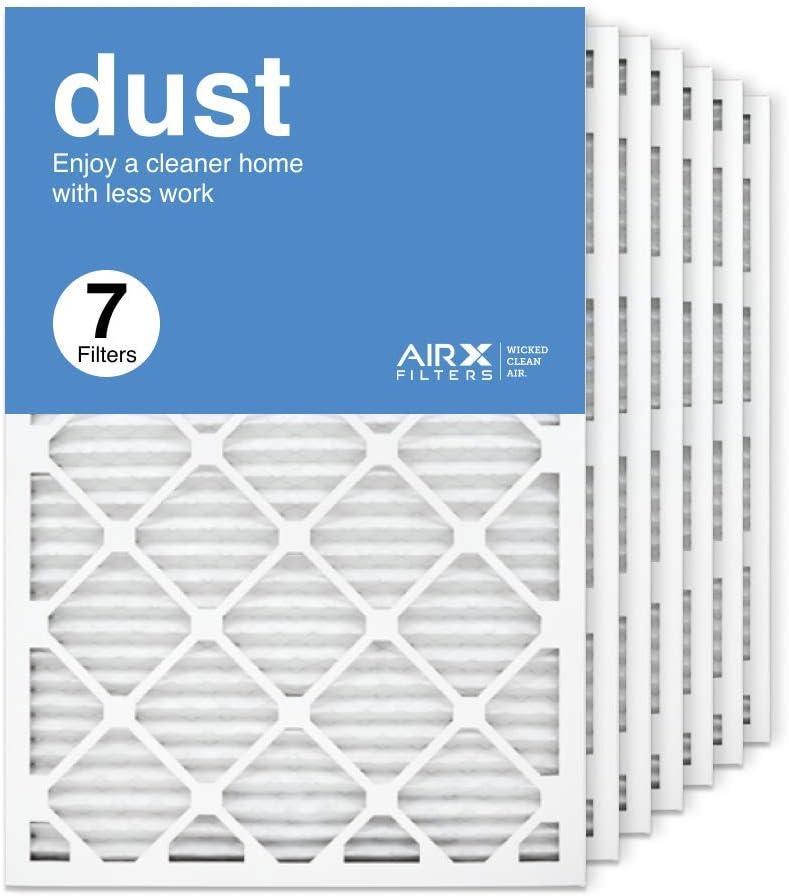 AIRx Filters 20x30x1 Air Filter Max 88% OFF MERV 8 A Pleated HVAC AC Austin Mall Furnace