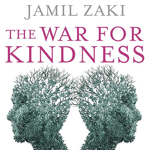 The War for Kindness audiobook cover art