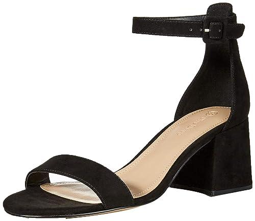 The Drop Lyon Block Heeled Strappy Sandal - Heeled Sandal Mujer