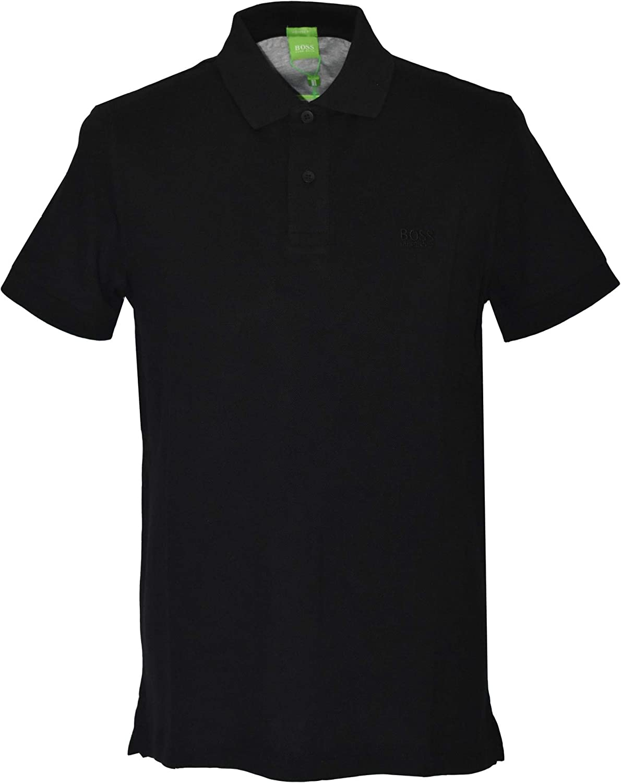 BOSS Hugo, Poloshirt, Poloshirt, Poloshirt, schwarz, modern fit, C-Firenze Logo B07G8493NM  Niedriger Preis 6730e3