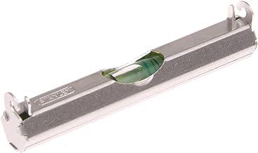 Stanley Snoerwaterpas (lichte aluminium uitvoering, 2 haken voor snoergebruik, vlakke onderkant) 0-42-287