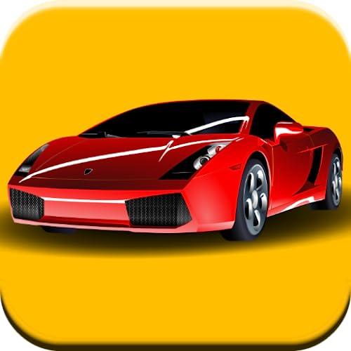 Jeux de voiture de course pour enfants : puzzles de voiture pour enfants de 3 ans gratuit, tout jeu de correspondance course et sons pour enfants de 4 ans
