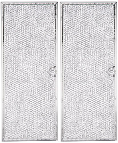 Grease Filter 71002111 Replacement For Many Whirlpool Maytag and Jenn Air Microwave Hood Models (2-Pack)