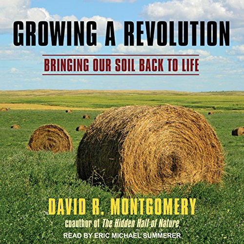 Growing a Revolution audiobook cover art
