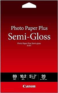 Canon Photo Paper Plus Semi-Gloss 5
