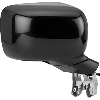 2015-2018 Jeep Renegade Passenger Side Power Door Mirror; With Heated Glass; Convex Glass With Signal; Without Blindspot Detection Paint To Match Ch Partslink CH1321442