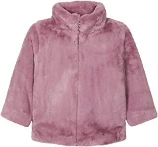 NAME IT Nmfmamy Faux Fur Jacket Chaqueta para Niñas