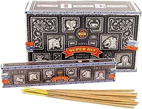 Hari Deals Satya Incense Stick Fragrances Agarbatti Sandal Wood Lavender Champ Musk Positive Vibes Namaste Nag Champa Reik...