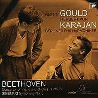 Beethoven: Piano Concerto No.3; Sibelius: Symphony No.5