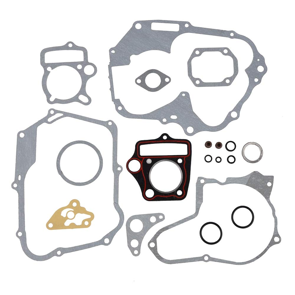SMP 47mm Complete Gasket Set Kit 70cc 90cc Compatible with Honda 1P49Fmf 1P47Fmd