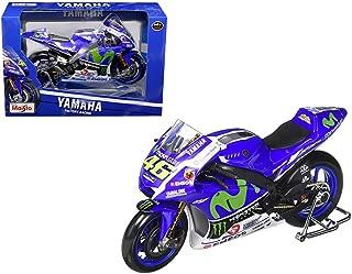 1:10 Motorcycle - Yamaha Factory Racing - 2016 Moto GP #46 Valentino Rossi 31408VR by KINSMART