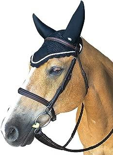 Plughz Equine Sound Off Ear Net (Black)