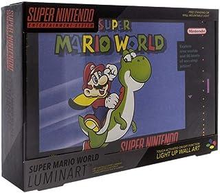 Super Nintendo 超级任天堂超级马里奥世界之光?#24080;?#21697;,帆布,多种颜色