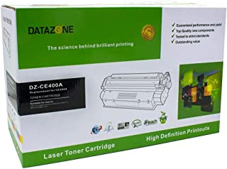 Datazone Black laser Toner Compatible for printers M575dn-MFP M575f-M551dn-M551n-M551xh- MFP M575c-MFP M570dn CE400A(507A)