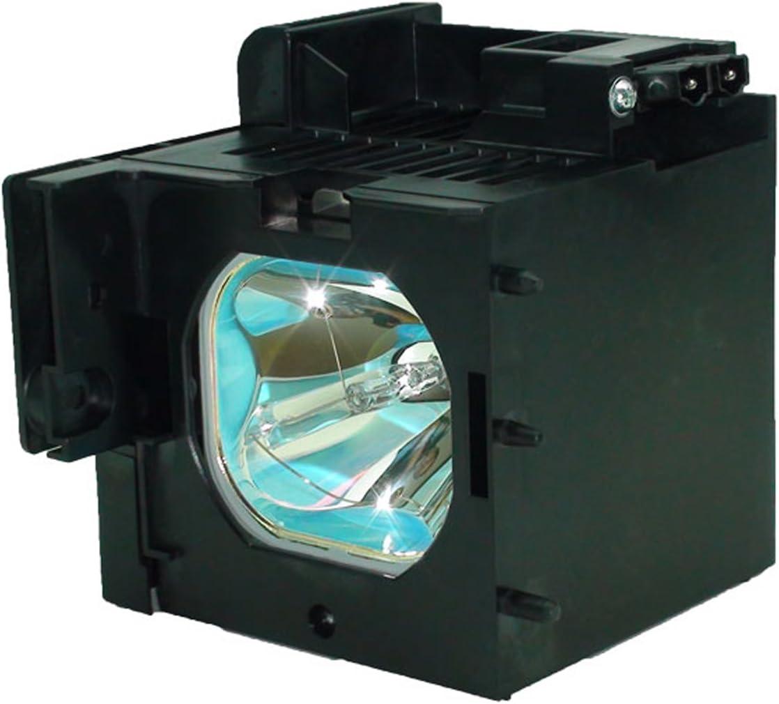 AuraBeam National uniform free shipping Replacement Lamp 2021new shipping free shipping for Hitachi with TV Housing 62VS69