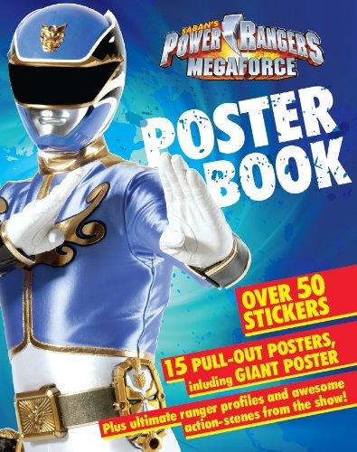 Power Rangers Poster Book