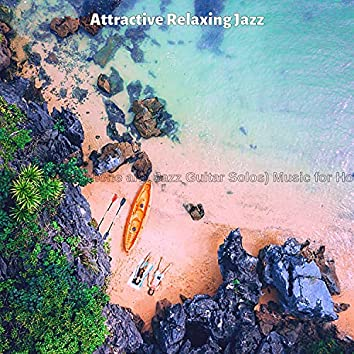 (Flute, Alto Saxophone and Jazz Guitar Solos) Music for Hotels