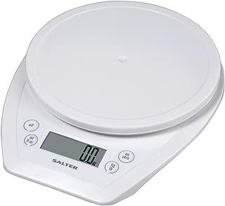 Salter Aquatronic Digital Kitchen Scale (White)