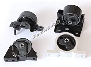 RP Remarkable Power, G045 Fit For Sentra 02 03 04 05 06 1.8L Engine Motor Automatic Transmission Mount Set- A7314 A7315 A4305 A4301