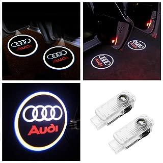 PRXD 2 piezas Puerta de coche Luz de logotipo LED Proyector láser ...
