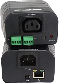 iBoot-G2+ Expandable Network Power Switch - Plus Version, 10/100 Ethernet Network Attached, IP addressed, Web/Cloud Controlled Power Switch