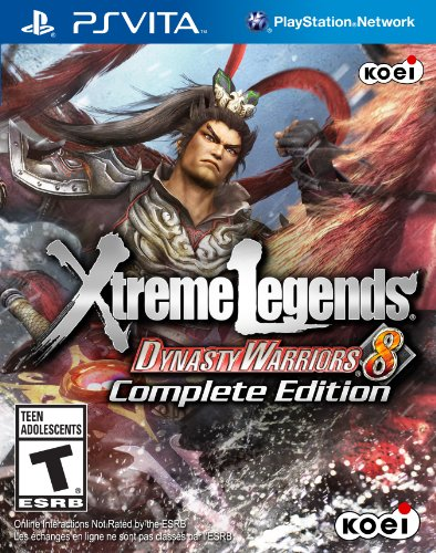Dynasty Warriors 8: Xtreme Legends Complete Editio