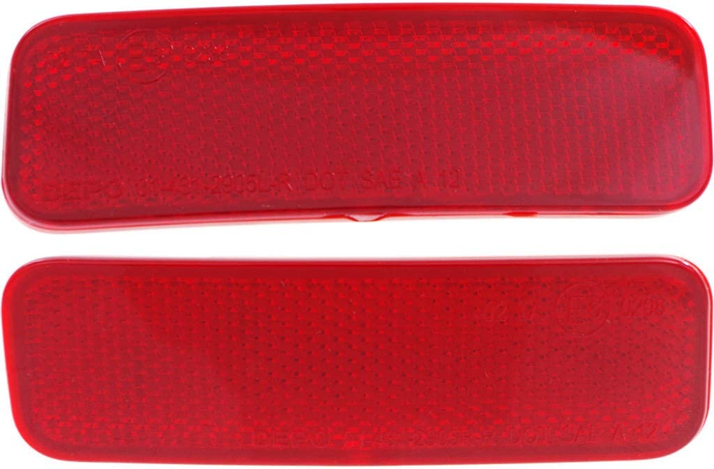 CarLights360: For Ford Transit Connect 16 15 Quantity limited Soldering Reflector 2014 2017