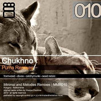 Puma (Remixes)