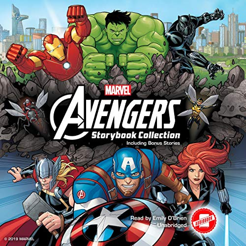 Avengers Storybook Collection cover art