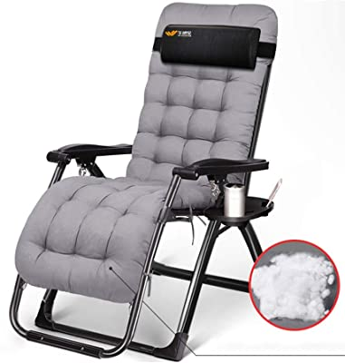 Amazon.com: Sillón reclinable multifunción, silla portátil ...