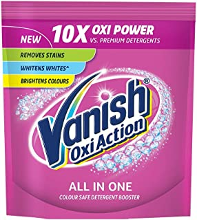 Vanish Oxi Action Stain Remover Washing Powder - 400 g