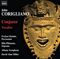 Corigliano: Conjurer / Vocalise by Evelyn Glennie (2013-09-24)