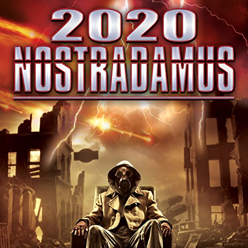 2020 Nostradamus Audiobook By Philip Gardiner cover art