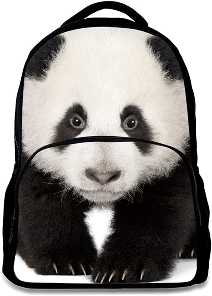 6. Panda Laptop Backpack