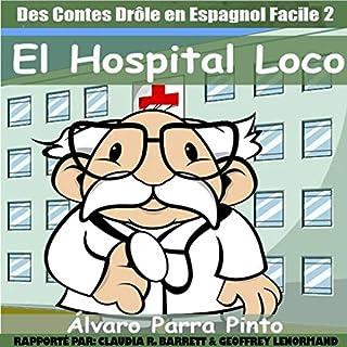 Couverture de Des Contes Drôle en Espagnol Facile 2 [Funny Tales in Easy Spanish 2]